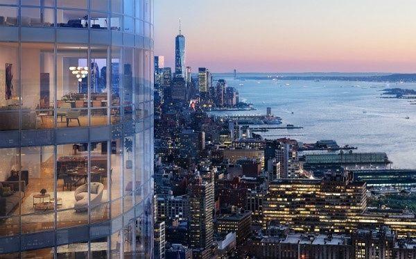 15 Hudson Yards شقق نيويورك للبيع