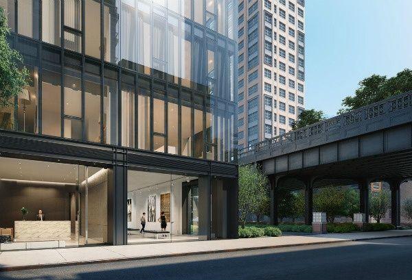 515 West 29 شارع نيويورك مدينة نيويورك - Hudson Yards شقق للبيع