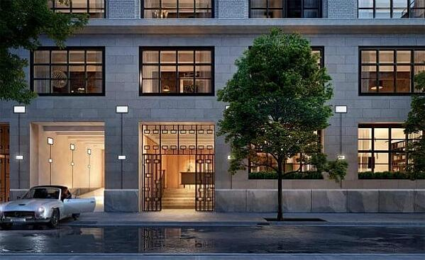 الشقة في مانهاتن