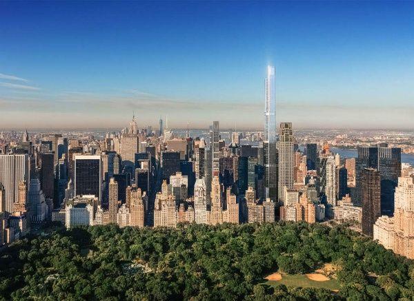 Central Park Tower شقق للبيع