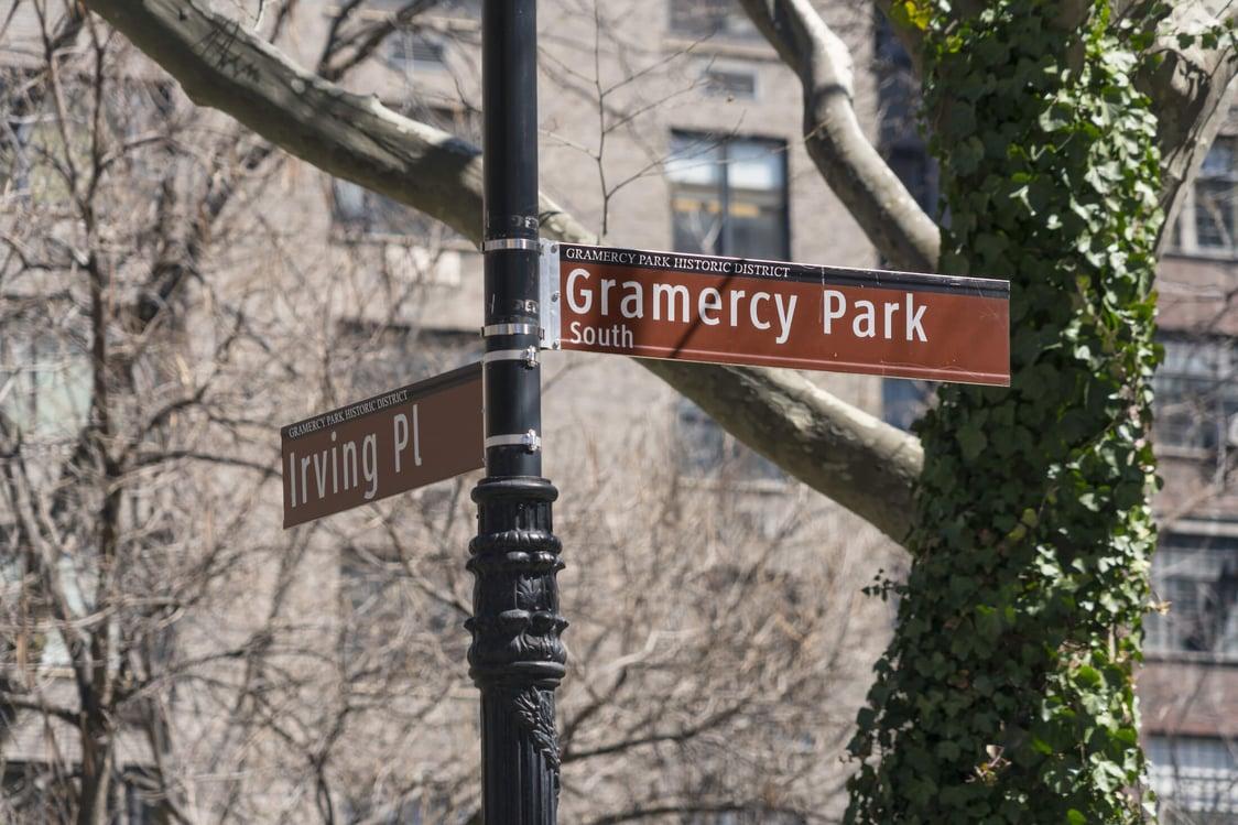 Gramercy بارك