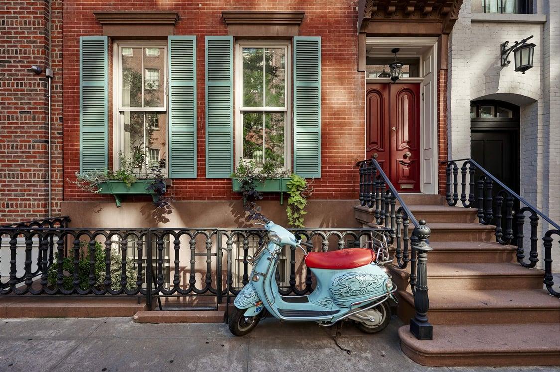 West Village شقق مدينة نيويورك