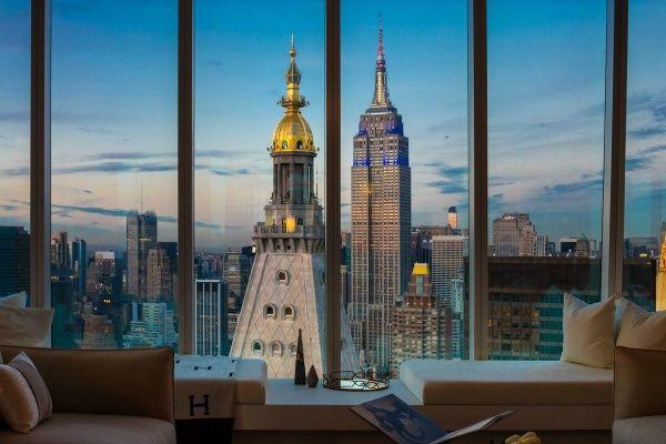 Madison Square Park برج 45 شرق 22 سانت نيويورك