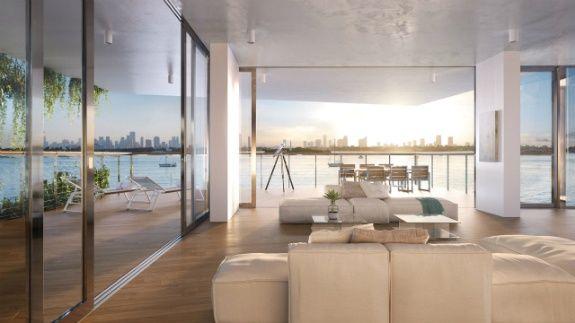 Monad Terrace ميامي بيتش الشقق للبيع
