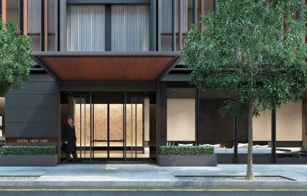 Soori High Line 522 غرب 29 شارع نيويورك -- Hudson Yards منازل للبيع
