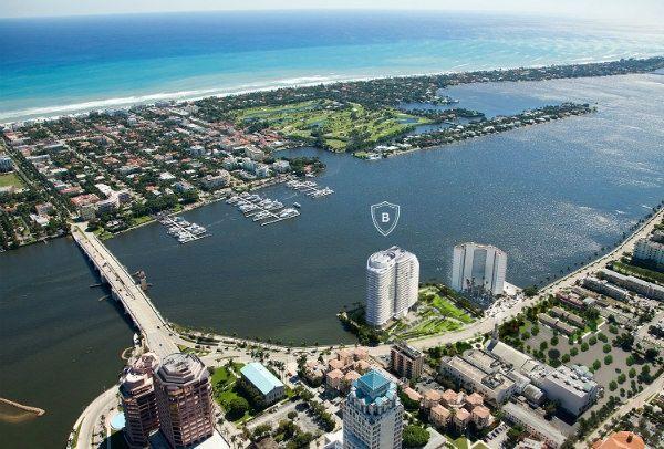 بريستول Palm Beach شقق للبيع