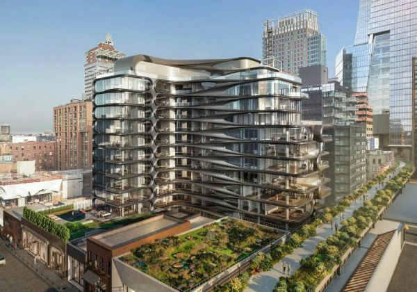 Zaha Hadid 520 West 28 شارع - Hudson Yards منازل للبيع